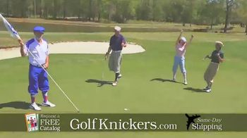 GolfKnickers.com TV Spot, 'Best Time Ever'