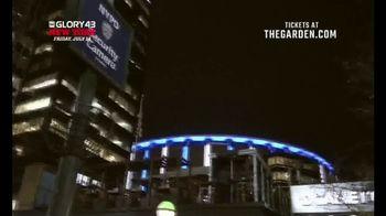 Glory Kickboxing TV Spot, 'Glory 43 New York: Madison Square Garden'
