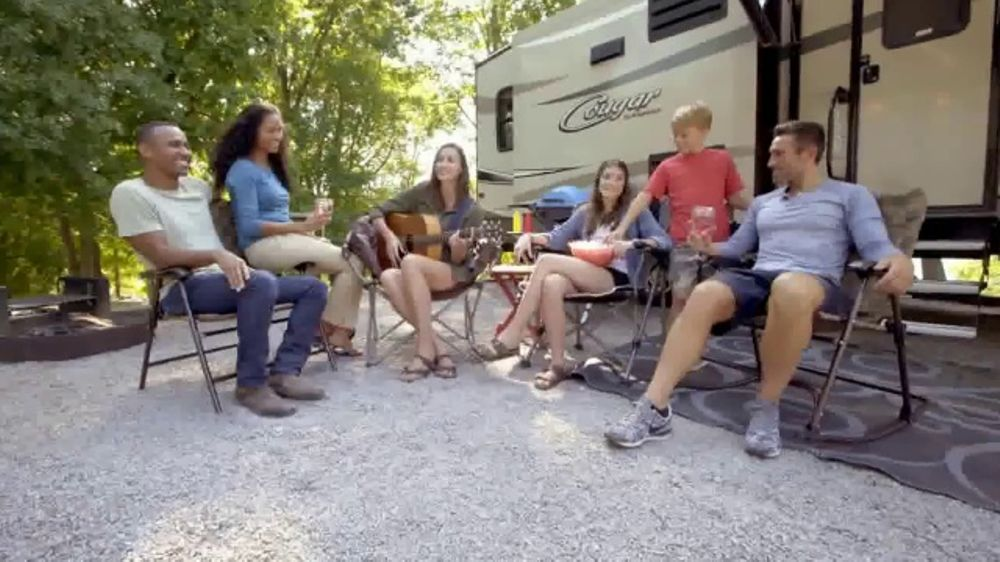 Camping World TV Commercial, 'Connect to Adventure' - iSpot.tv