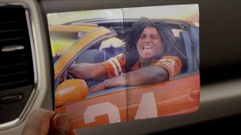 Nissan TV Spot, 'Heisman House: Picture From the Past' Feat. Ricky Williams