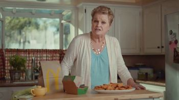 McDonald's Buttermilk Crispy Tenders TV Spot, 'Dinner at Grandma's: Sunday'