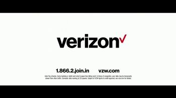 Verizon Unlimited TV Spot, 'Horse: Four Lines' Featuring Thomas Middleditch - Thumbnail 9
