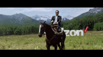 Verizon Unlimited TV Spot, 'Horse: Four Lines' Featuring Thomas Middleditch