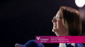 COSENTYX TV Spot, 'Watch Me' - Thumbnail 7