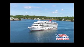 American Cruise Lines TV Spot, 'Grand New England'