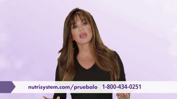 Nutrisystem Lean13 TV Spot, 'Barras y malteadas' con Marie Osmond [Spanish]