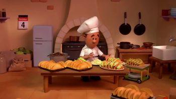 Taco Bell National Taco Day TV Spot, 'Glen and the Magic Taco' - Thumbnail 3