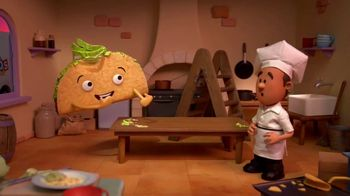 Taco Bell National Taco Day TV Spot, 'Glen and the Magic Taco' - Thumbnail 6