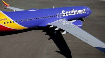 Southwest Airlines TV Spot, \'New Fleet Member\'