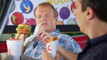 Sonic Drive-In Carhop Classic TV Spot, 'Swan' - Thumbnail 5