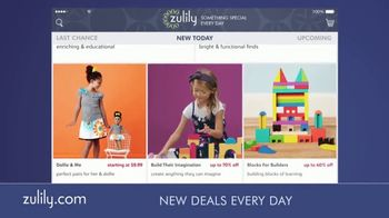 Zulily TV Spot, 'Toys Your Kids Will Love'