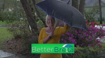 Better Brella TV Commercial, 'Reverse Open & Close Technology' - Video