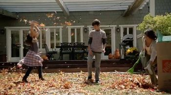 The Home Depot TV Spot, 'Welcome Back Fall: Leaf Blower'