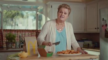 McDonald's Buttermilk Crispy Tenders TV Spot, 'Dinner at Grandma's: Pool'