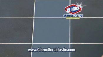 Clorox Scrubtastic Power Scrubber TV Spot, 'Power Scrubber'