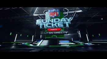 DIRECTV NFL Sunday Ticket Max TV Spot, 'All New Level' - 52 commercial airings