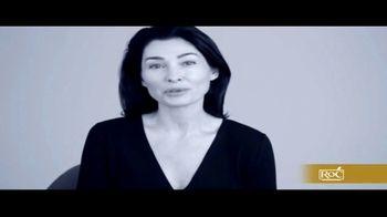 RoC Multi Correxion Cream TV Spot, 'Delicate Skin Areas'