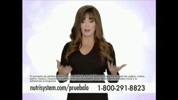 Nutrisystem Lean13 TV Spot, 'Pruébalo' con Marie Osmond [Spanish]