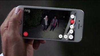 Ring Spotlight Cam TV Spot, '180 Degrees of Advanced Motion Detection' - 15 commercial airings