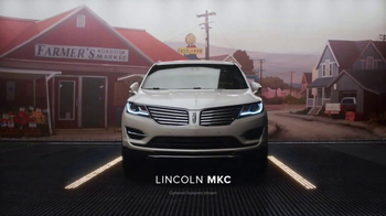 2017 Lincoln MKC TV Spot, 'New Perspective'