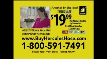 Hercules Hose TV Spot, 'Lightweight Design' - Thumbnail 9