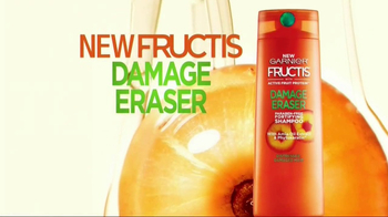 Garnier Fructis Damage Eraser TV Spot, 'A New Way to Repair' Song by ZZ Top - Thumbnail 5