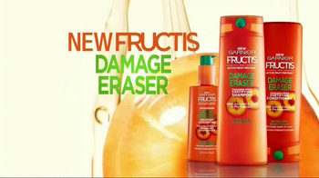 Garnier Fructis Damage Eraser TV Spot, 'A New Way to Repair' Song by ZZ Top - Thumbnail 9