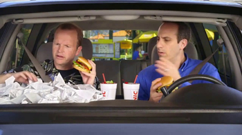 Sonic Drive-In Half-Price Cheeseburgers TV Spot, '2017 Tax Day' - 593 commercial airings