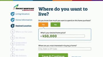 Quicken Loans Rocket Mortgage TV Spot, 'HGTV: New York and Atlanta' - Thumbnail 2