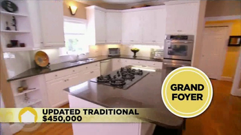 Quicken Loans Rocket Mortgage TV Spot, 'HGTV: New York and Atlanta' - Thumbnail 7