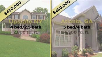 Quicken Loans Rocket Mortgage TV Spot, 'HGTV: New York and Atlanta' - Thumbnail 8