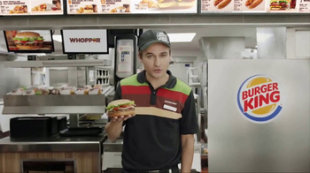 Burger King TV Spot, 'Connected Whopper'
