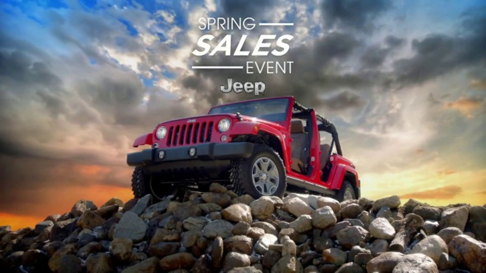 Jeep Spring Sales Event Tv Commercial Far From Home