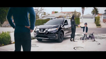 2017 Nissan Midnight Edition TV Spot, 'Black Paint' Song by Gin Wigmore
