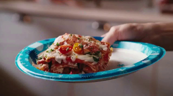 Dixie Ultra TV Spot, 'Dropped Lasagna'