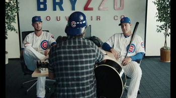 Major League Baseball TV Spot, \'Bryzzo on This Season\' Feat. Eddie Vedder