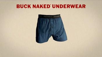 Duluth Trading Buck Naked Underwear TV Spot, 'Sausage Crank' - Thumbnail 7