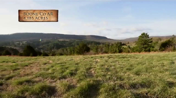 Whitetail Properties TV Spot, 'Large Arkansas Hunting Property With Home'