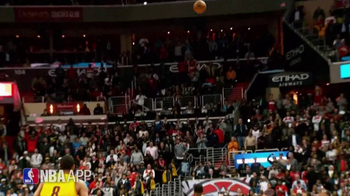 NBA App TV Spot, 'A Gift Sought by Many' Featuring LeBron James - Thumbnail 3