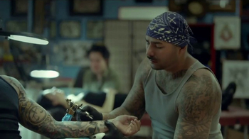 Staples HP Savings Month TV Spot, 'Tattoo Parlor: HP Printers'