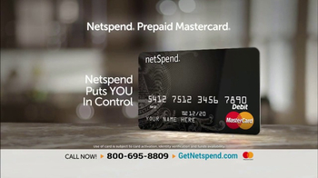 netspend card tv spot cardholders share their experience - Control Prepaid Card