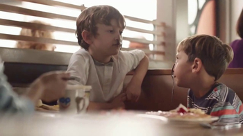 IHOP Kids Eat Free TV Spot, 'A Tale of Two Brothers'