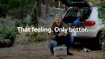 2017 Volkswagen Jetta TV Spot, 'That Feeling: Bear'