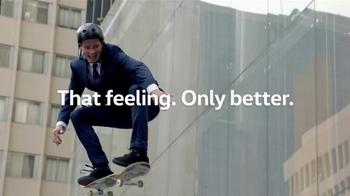 2017 Volkswagen Jetta TV Spot, 'Skateboarding'