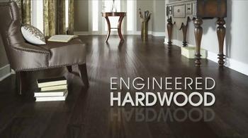 Lumber Liquidators TV Spot, 'Spring 2017 Floor Trends: Hardwood and Bamboo'