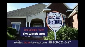 Live Watch Plug & Protect TV Spot, 'Technology'
