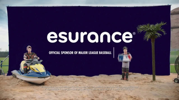 Esurance TV Spot, 'Buster Posey Is In Control' - Thumbnail 10