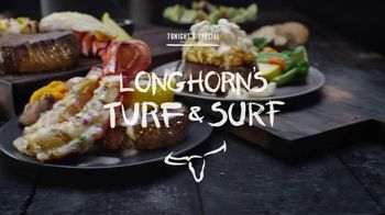 ... Longhorn Steakhouse Turf U0026 Surf TV Spot, U0027Eat Like You Own The Placeu0027  ...