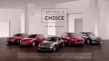 Mazda Driver's Choice Event TV Spot, 'Driving Matters: SUV' - Thumbnail 7