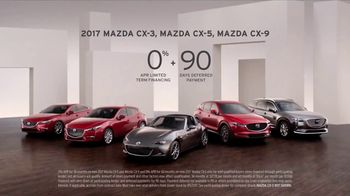 Mazda Driver's Choice Event TV Spot, 'Driving Matters: SUV' - Thumbnail 8
